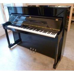 Piano Droit SCHIMMEL  116 S TwinTone Noir Brillant