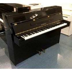 Piano Droit ETERNA by YAMAHA ER10 Noir Brillant