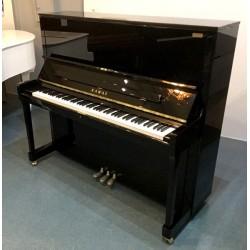 Piano droit Silent KAWAI K600 Aures noir brillant 134cm