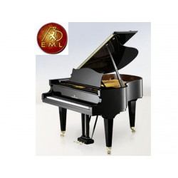 PIANO A QUEUE C.BECHSTEIN L 167 NOIR BRILLANT