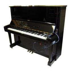 Piano Droit YAMAHA U3 SILENT KORG 131cm Noir brillant