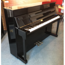 Piano droit KEMBLE Oxford 110 Noir brillant