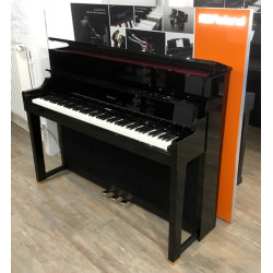 Piano numérique Roland LX17-PE Noir brillant.