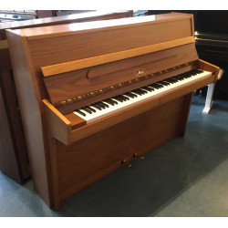 Piano Droit IBACH C1 Noyer Satiné 116cm