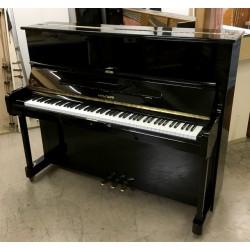 Piano droit Hyundai By Samick U-838 121cm noir brillant