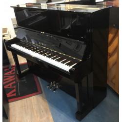 Piano Droit KAWAI K 50e Noir brillant 124cm