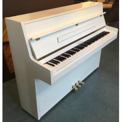 Piano droit FURSTEIN TP105 Blanc mat 105cm