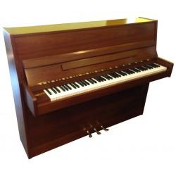 Piano droit GAVEAU modèle Studio 113cm noyer satiné