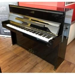 Piano Droit Occasion C BECHSTEIN Millenium 116 K Noir Poli