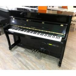 Piano Droit KIEFFER UP110 Noir brillant avec syteme silencieux