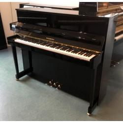 Piano Droit RAMEAU 118 Noir poli