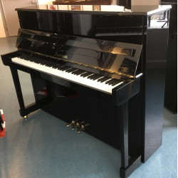 Piano droit occasion ZIMMERMANN 118 BY BECHSTEIN
