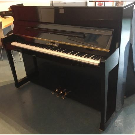 Piano droit SCHIMMEL 116 Noir brillant