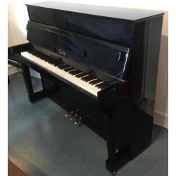 Piano droit CALISIA M113 Noir brillant 113 cm