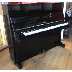 Piano Droit Occasion W.HOFFMANN H123 Noir Brillant