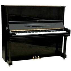 Piano Droit YAMAHA U3 131cm Noir brillant