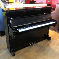 Piano droit PLEYEL 122 Matignon Noir Brillant