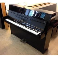 Piano Droit YAMAHA ETERNA ER-C10 Noir brillant