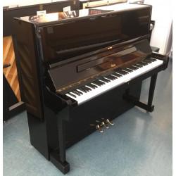 Piano droit ROSLER 126 Noir brillant 126cm