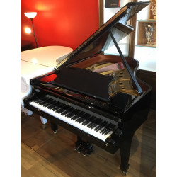 Piano à queue STEINWAY & SONS A 118cm noir brillant