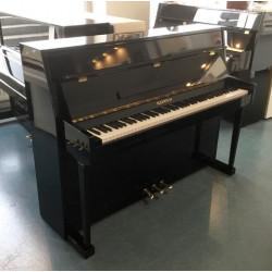 Piano Droit RIPPEN Cantabile Konsole Noir brillant 107cm