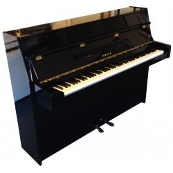 Piano Droit YAMAHA E-108 Noir brillant