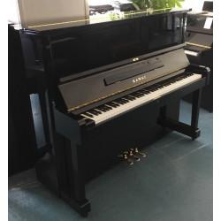 Piano droit KAWAI TP 125 Noir brillant