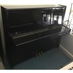 Piano droit PETROF 125M Noir Brillant