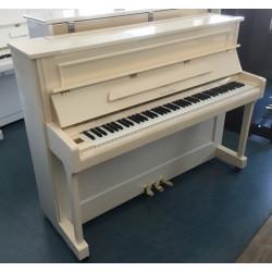 Piano droit SAMICK JS 112 Ivoire Brillant 1m12