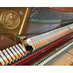Piano droit C.BECHSTEIN 12N Acajou 115cm