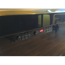 Piano droit occasion C. BECHSTEIN Millenium 116 K SILENT Noir brillant