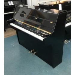 Piano droit Rameau 115 Noir Brillant