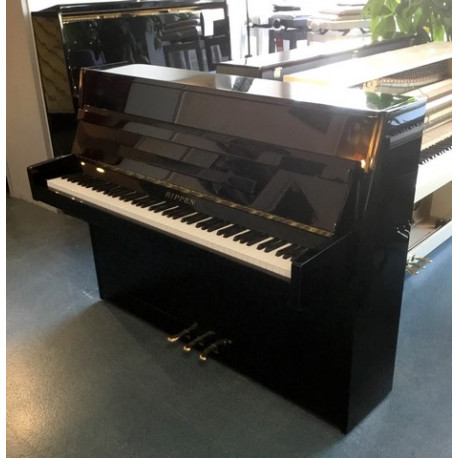 Piano Droit RIPPEN Cantabile Noir brillant 108cm