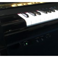 PIANO DROIT Occasion YAMAHA b2  Silent 113cm Noir Brillant