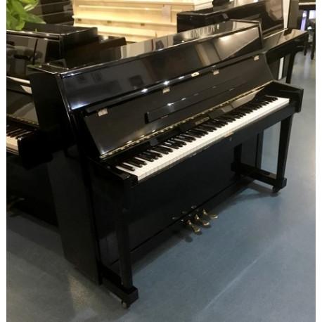 Piano droit WALDSTEIN UP 108  Noir Brillant