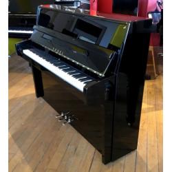 Piano droit VOGEL SCHIMMEL 115 Moderne Noir Brillant