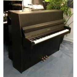Piano Droit PETROF P 118 Moderne Noir Mat