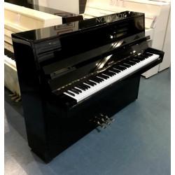 Piano Droit HELLAS 108 M Noir Brillant