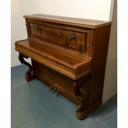 Piano Droit GAVEAU Romantica Noyer satiné