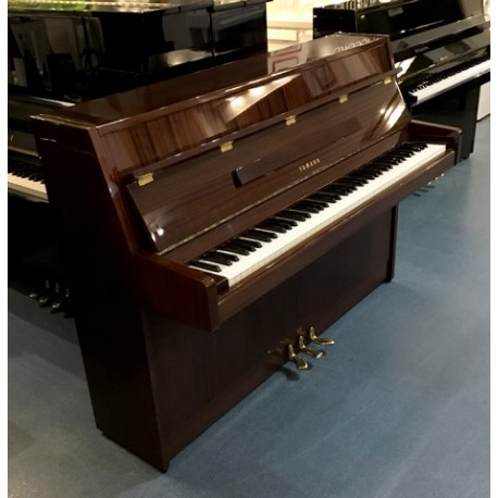 Piano Droit YAMAHA 105 Acajou Brillant