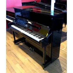Piano Droit YAMAHA U1 Silent Noir Poli 121cm