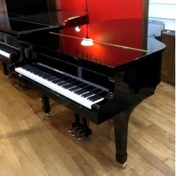 PIANO A QUEUE YAMAHA G3 Noir Brillant 1m83