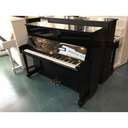 PIANO DROIT KEMBLE Classique T Silent Noir Brillant
