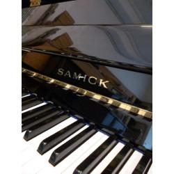 Piano Droit SAMICK S-105 Noir brillant 109 cm