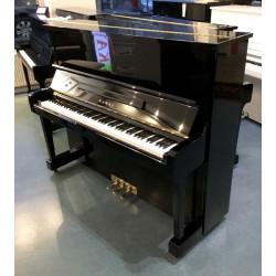 Piano Droit KAWAI BS-2A 124cm Noir brillant