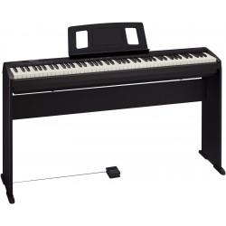 Piano ROLAND FP-10 BK +...