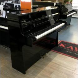 Piano Droit RAMEAU Beaucaire 115cm Noir Brillant