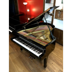 PIANO A QUEUE YAMAHA C3 183cm Noir Brillant