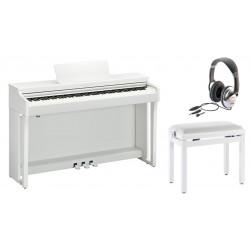 Pack Piano numérique YAMAHA CLAVINOVA CLP-625