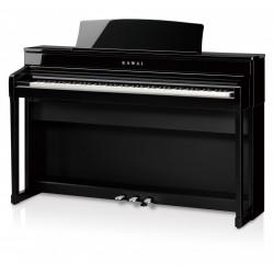 PIANO NUMERIQUE KAWAI CA 79EP NOIR BRILLANT